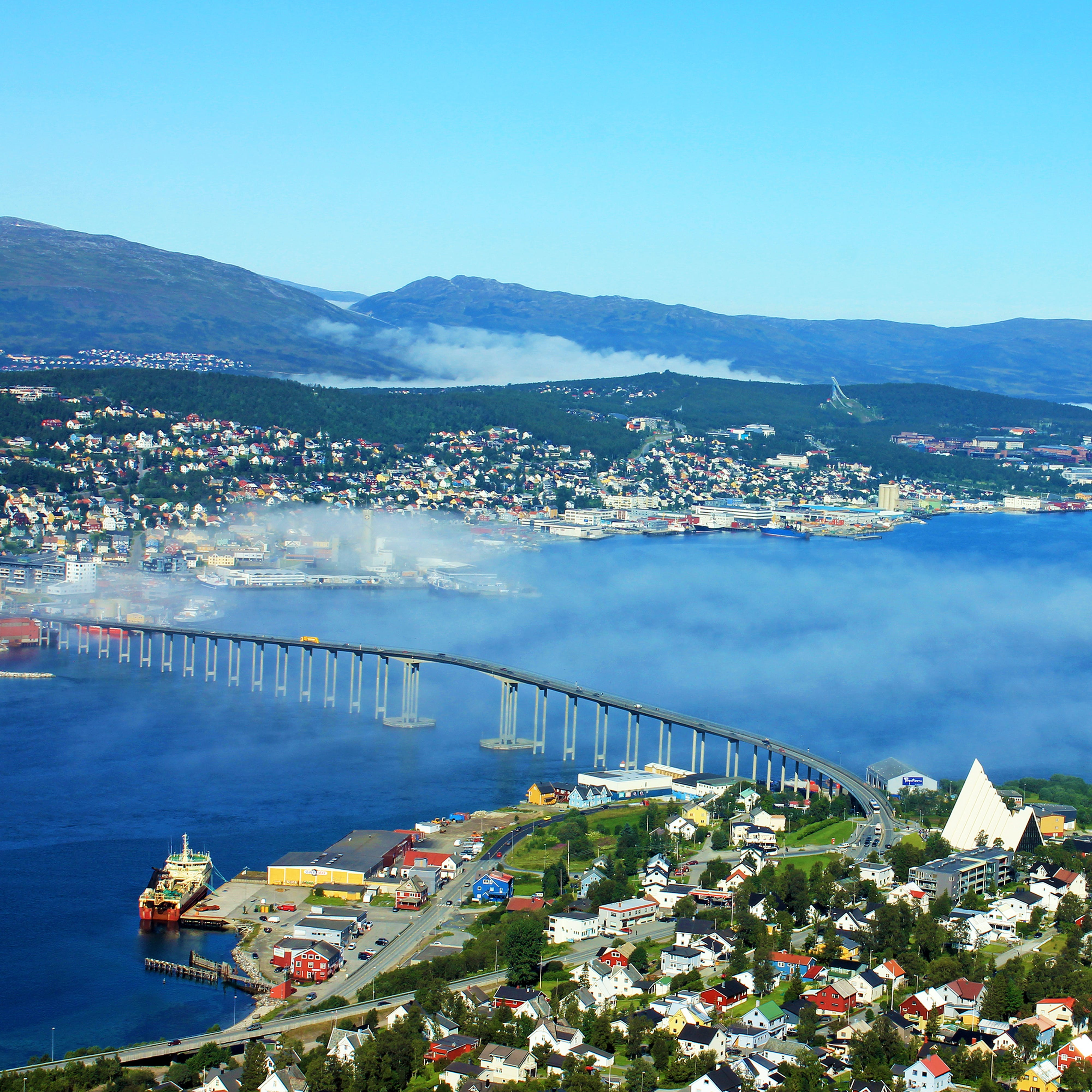 A Grand Tour of Norway