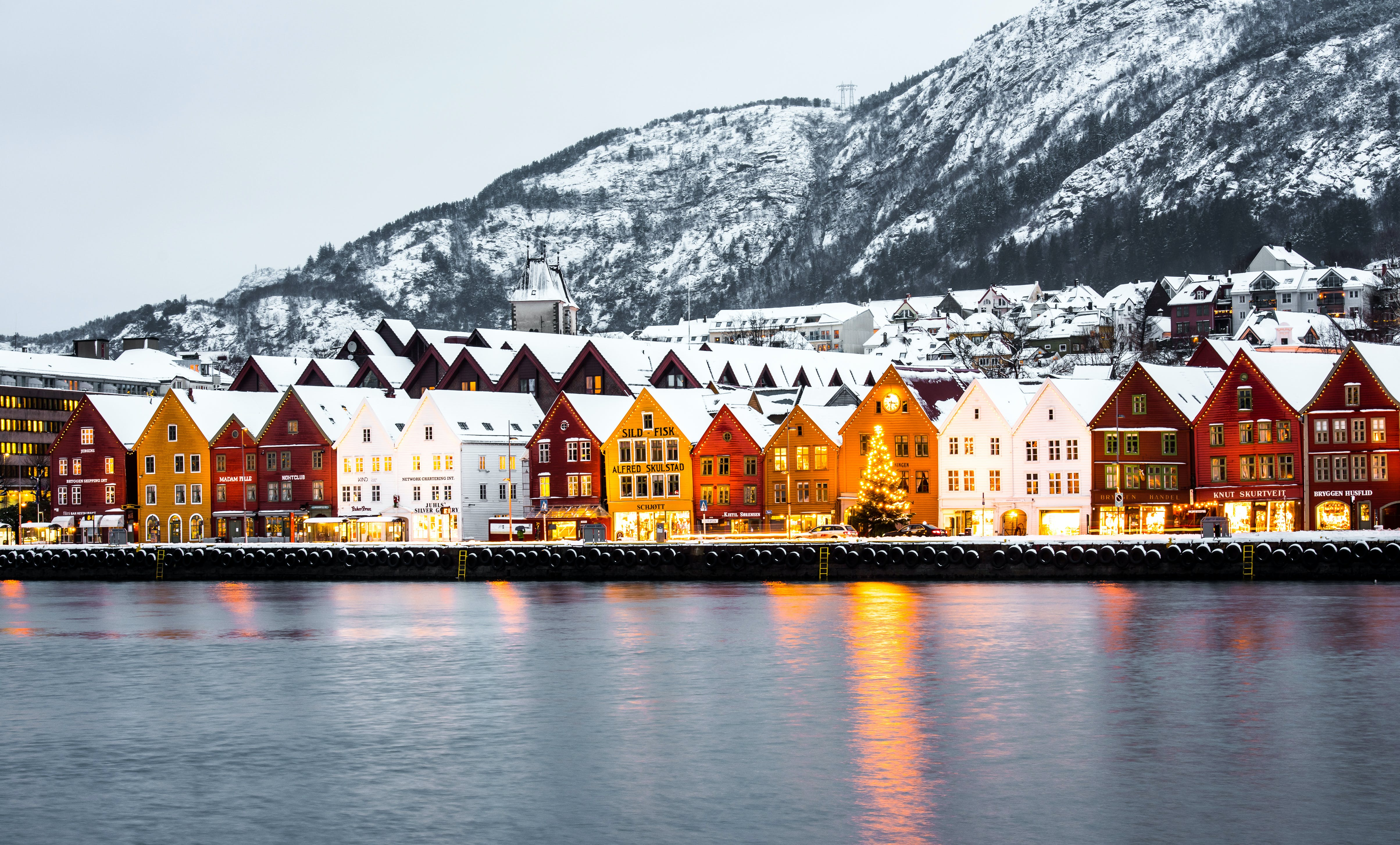 A Guide to Bergen