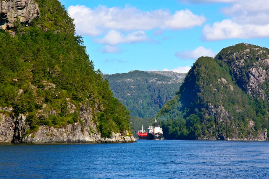 The Oslo to Bergen Road Trip