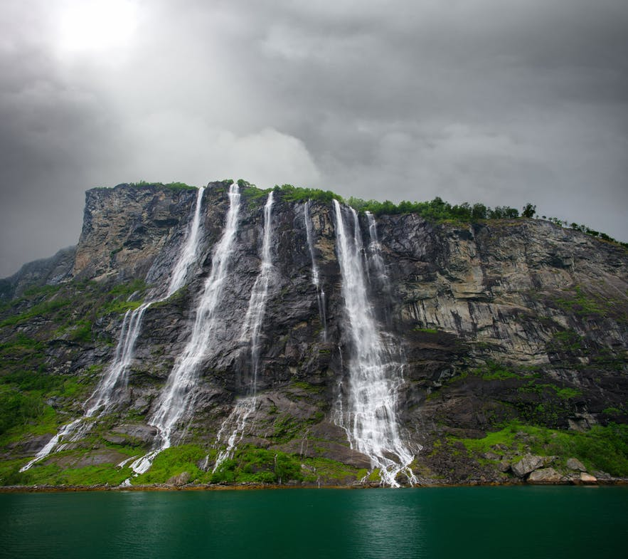 Top 10 Waterfalls in Norway
