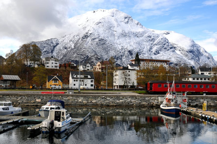 A Seven Day Fjord Adventure