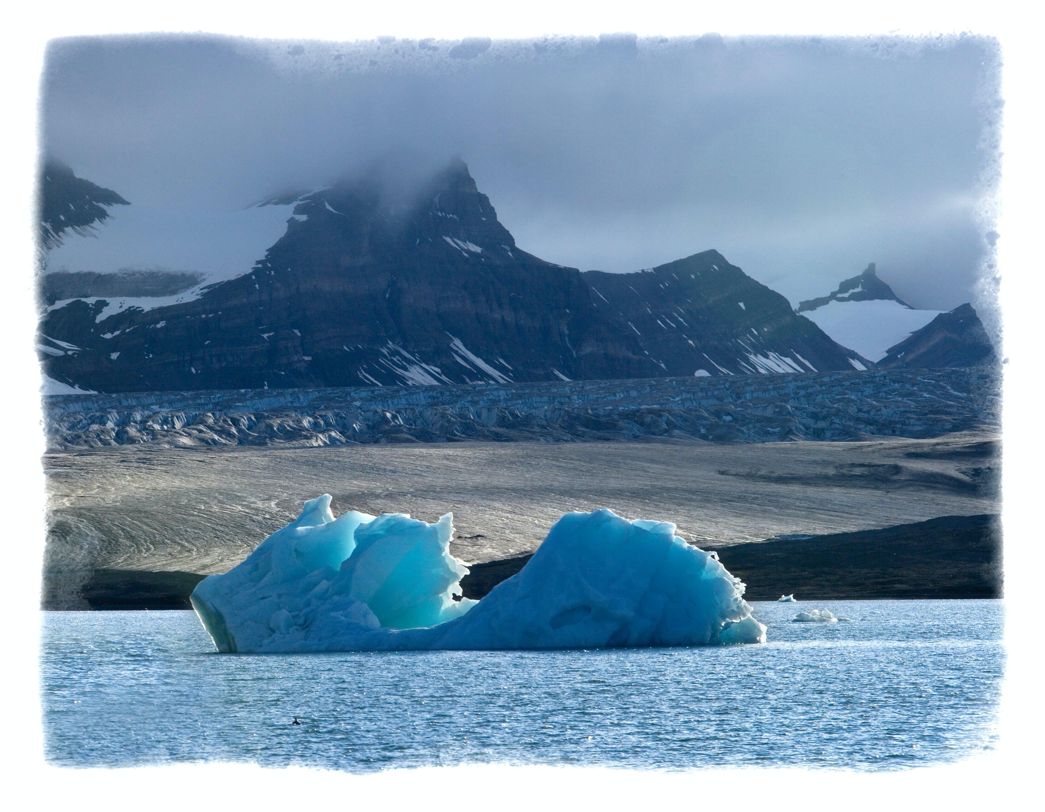 Svea Glacier: Tommy Simonsen