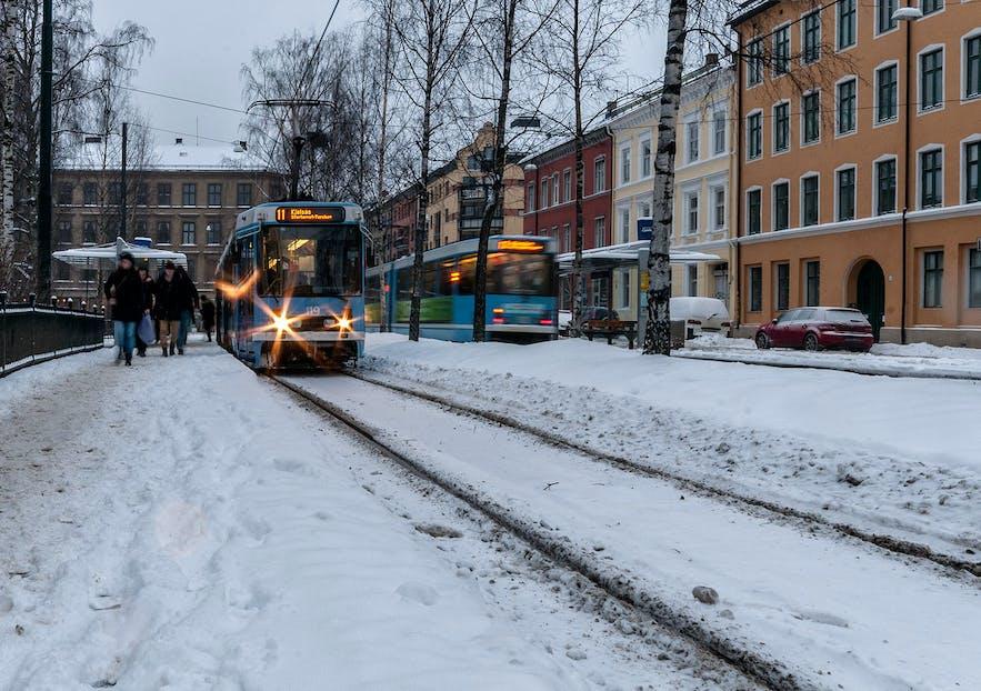 norway-oslo-tram