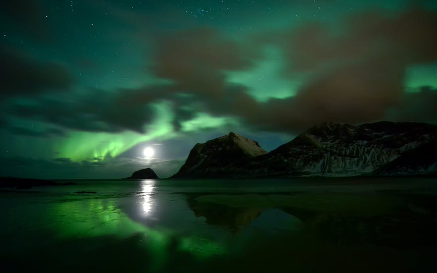 The Northern Lights in Norway
