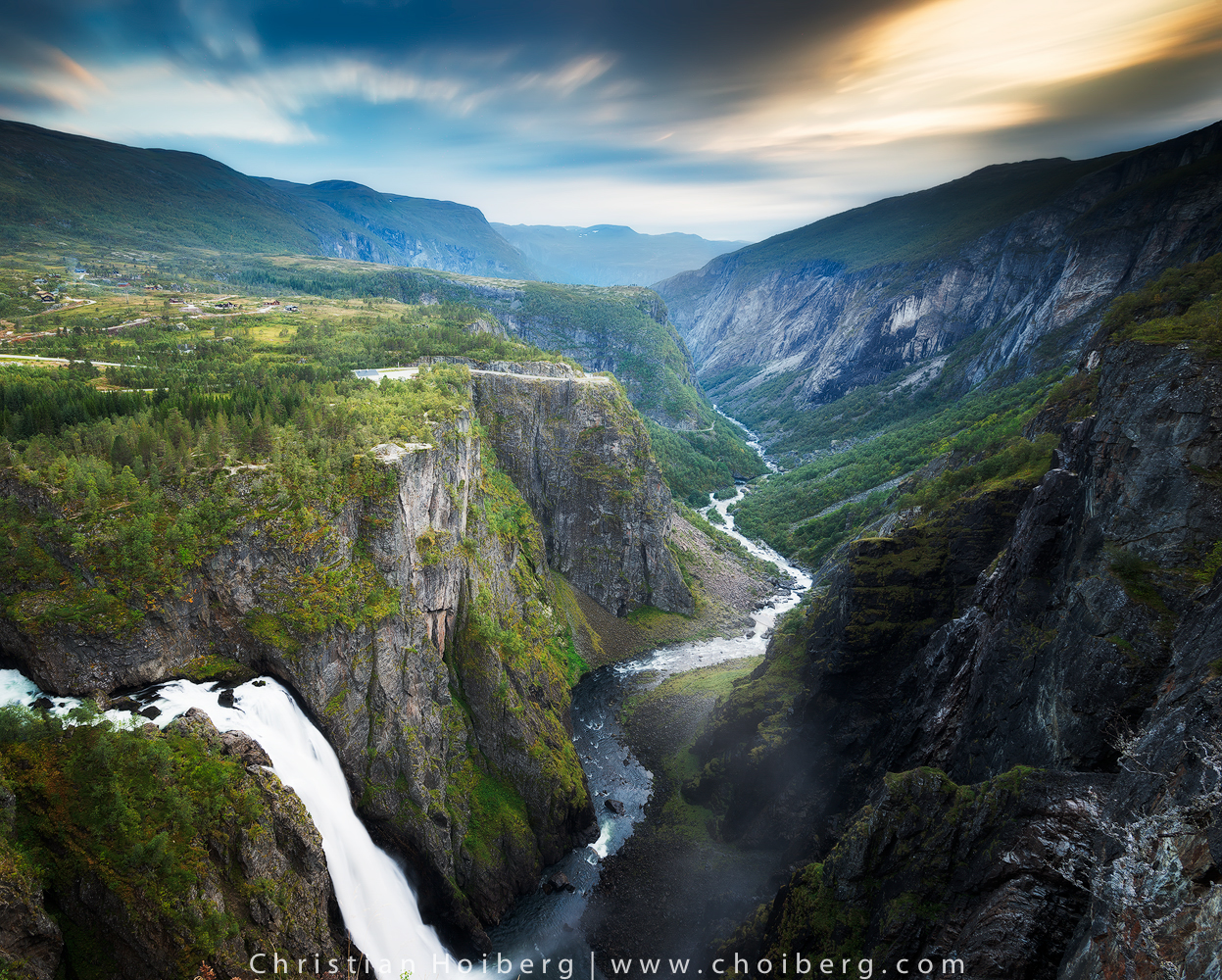Norway's Most Visited Waterfall