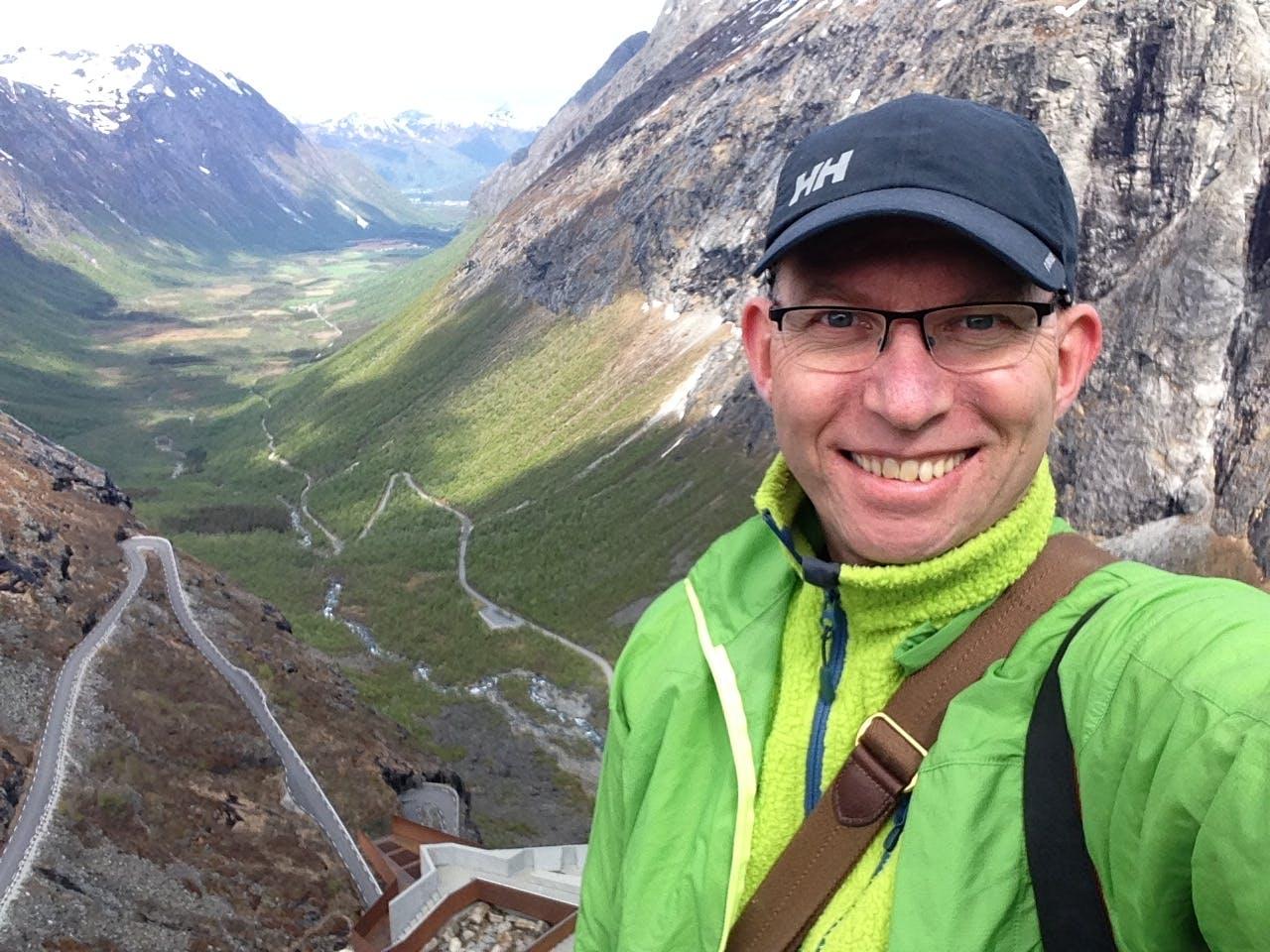 Trollstigen Road. Photo: Odd Roar Lange
