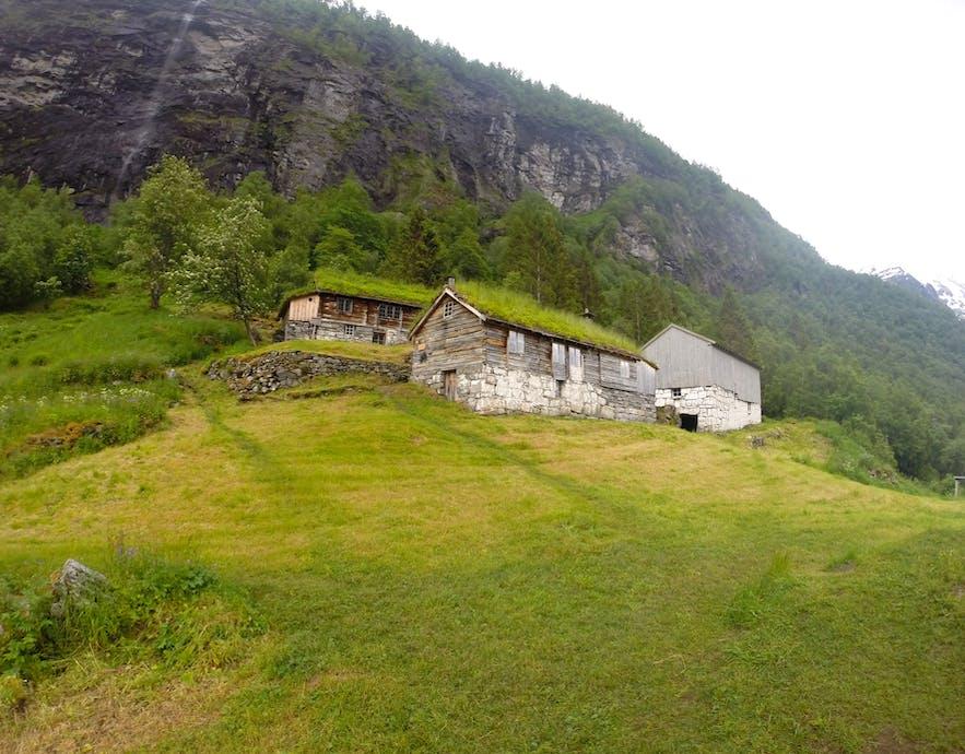 Skageflå  Fjord  Hiking  |Steep  &  Beautiful!
