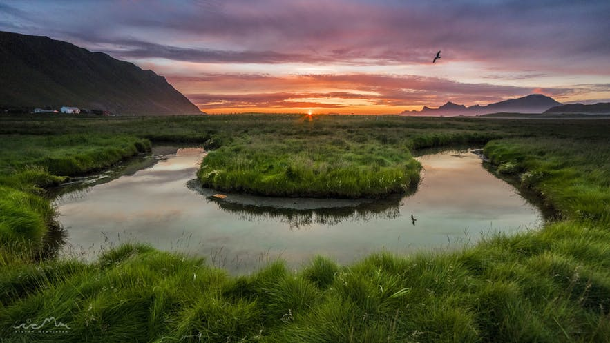 Outer  Lofoten  |Don't  miss  out  on  a  summer  night  up  north!