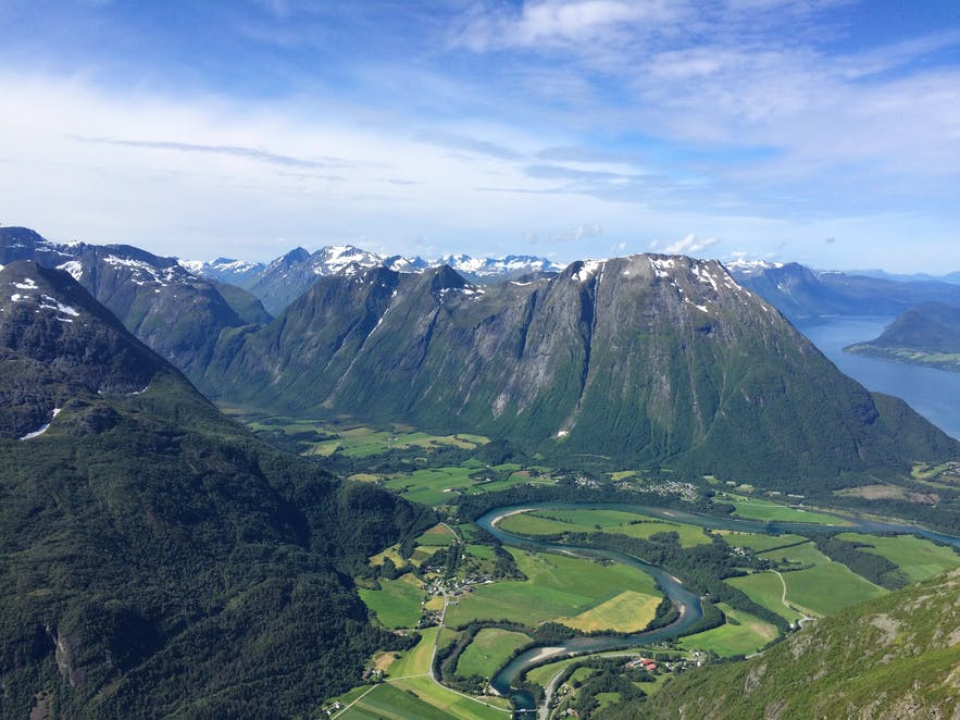 Romsdalen, one of my favourite playgrounds!