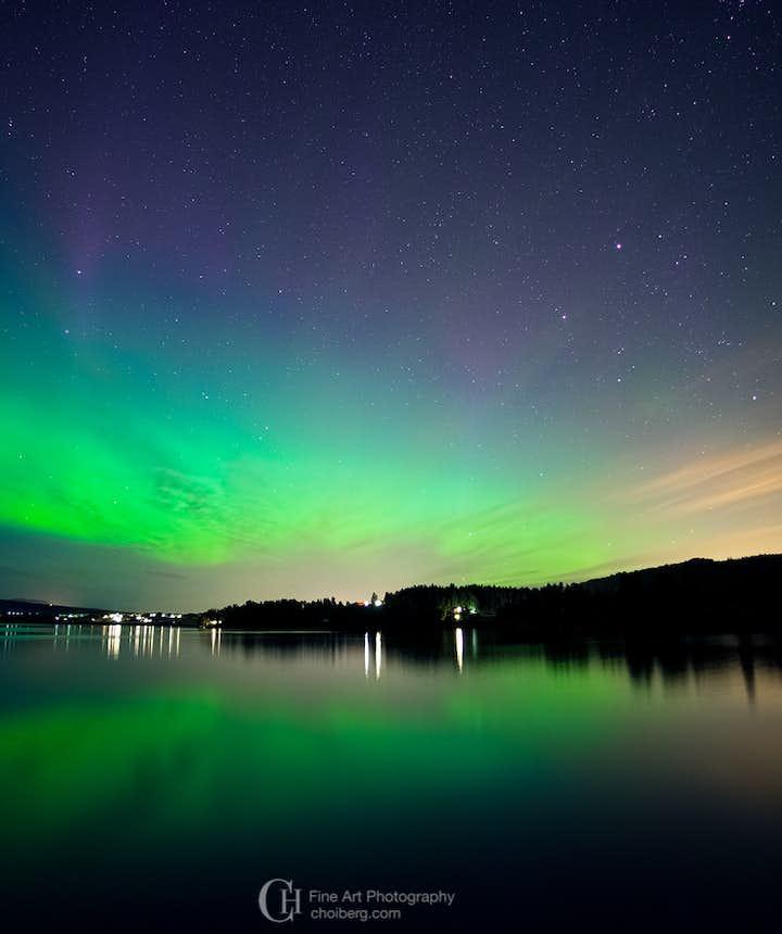 northern lights kongsberg