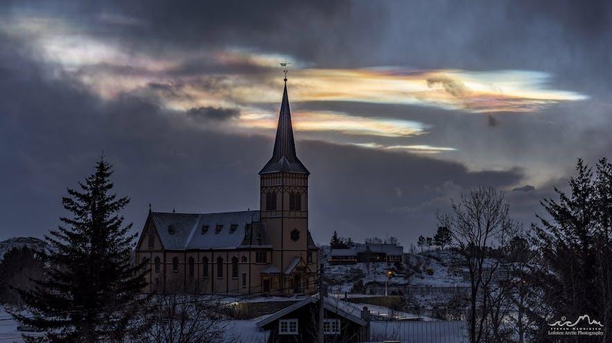 Arctic Stratospheric Clouds