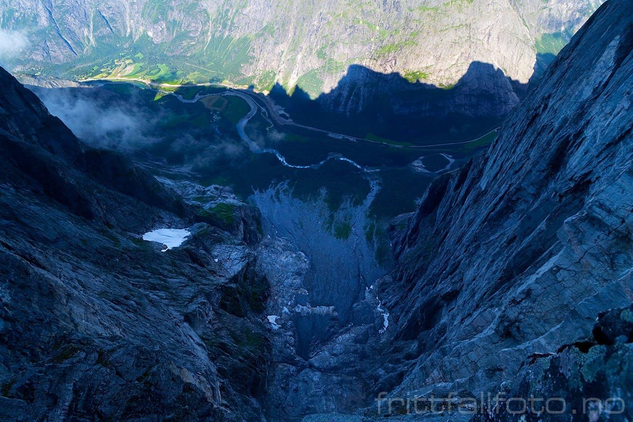 The Troll Wall in Romsdalen | Norway Travel Guide
