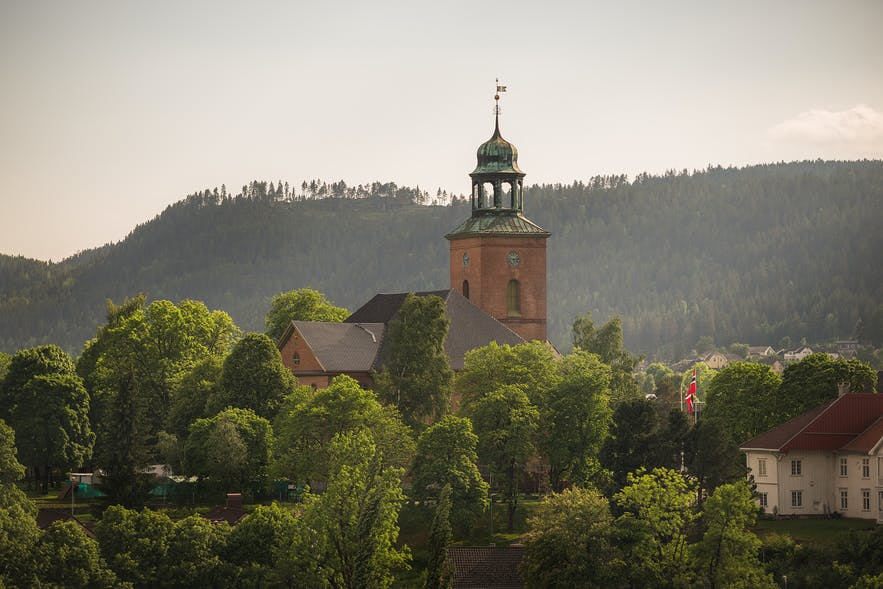 A Guide to Kongsberg