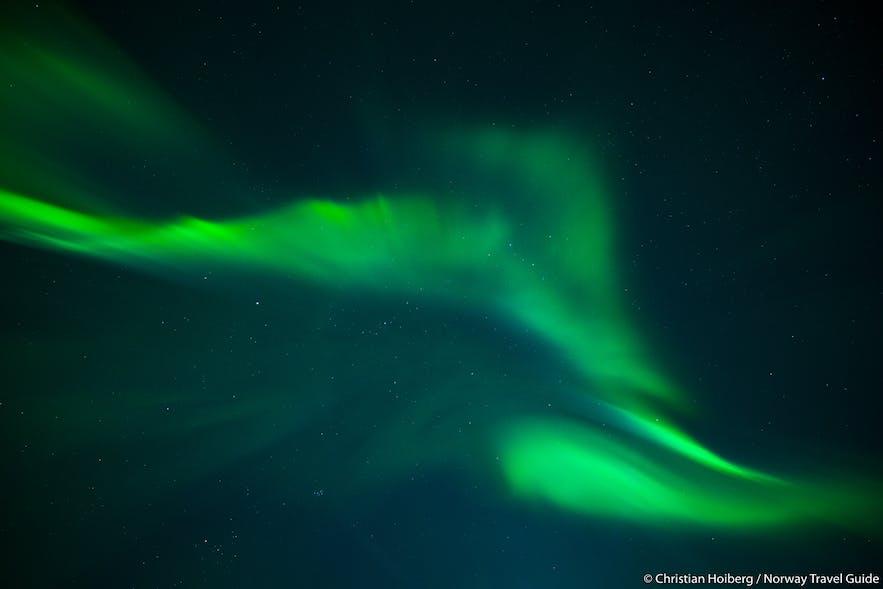 aurora corona norway