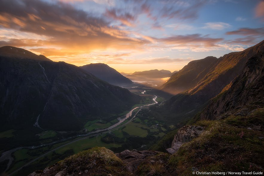 explore norway on a budget