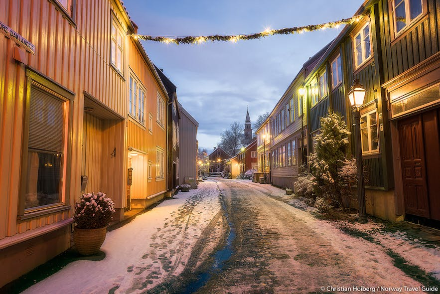 What to do During Winter in Trondheim