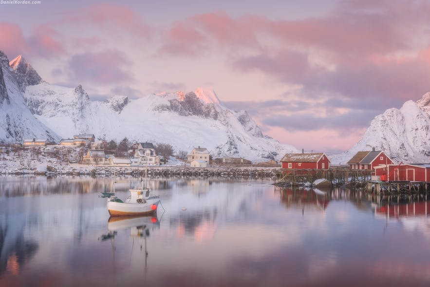 northern norway winter