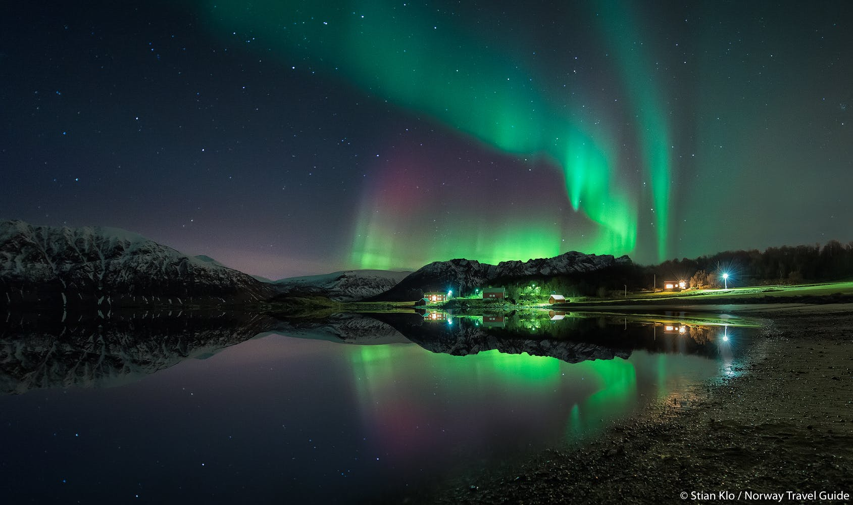 see northern lights in norway