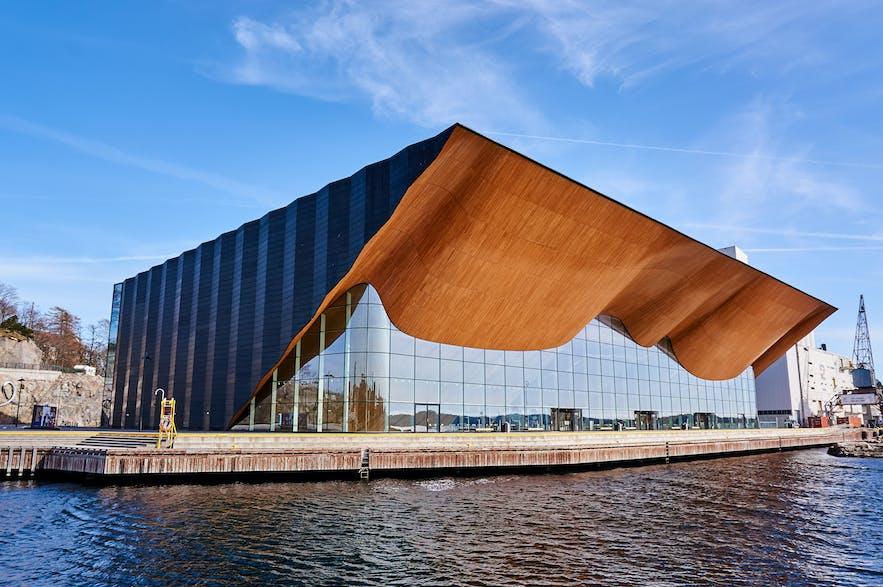 Kristiansand concerthall