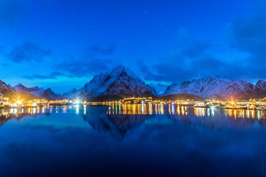 Experience the light in Lofoten!