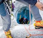 Blue Ice Hike Juklavass Glacier