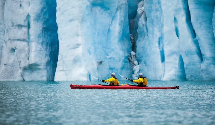 Glacier Kayak Tour on Folgefonna Glacier