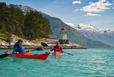 Fjord Kayak