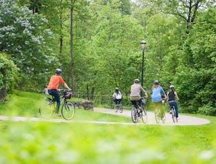 Oslo Highlights Bike Tour