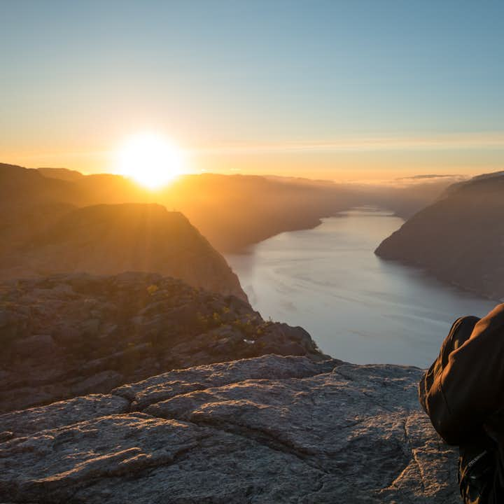 Preikestolen Sunrise Crowd-Free Hiking Day Tour