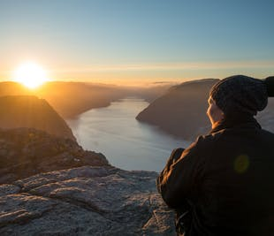 Preikestolen Sunrise Crowd-Free Hiking Day Tour