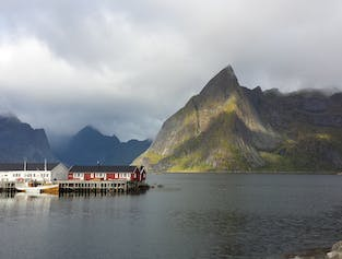 Discover the Lofoten Islands