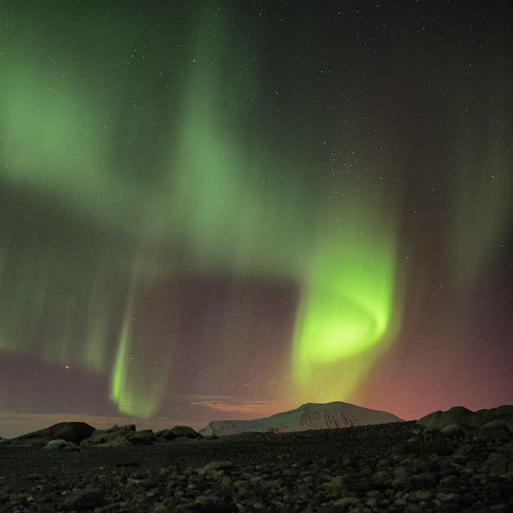 Observing the Aurora Borealis