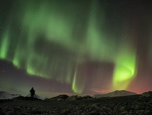 Observing the Aurora Borealis