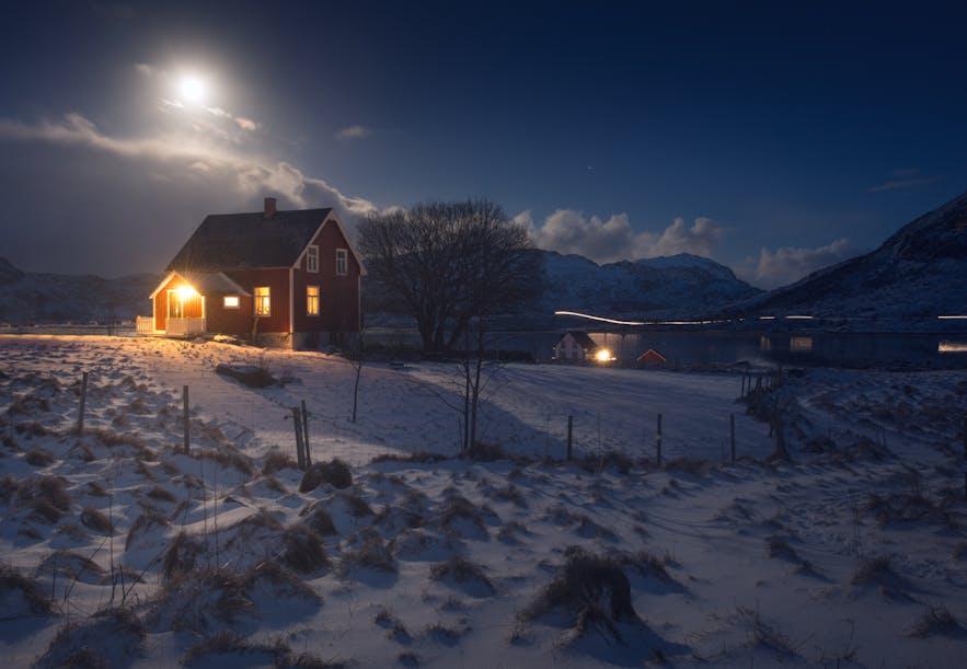 polar night northern norway