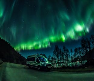 Northern Lights Hunt | Small Group Tour