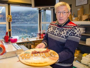 Heritage Taste FjordSafari of Aurlandsfjord and Nærøyfjord