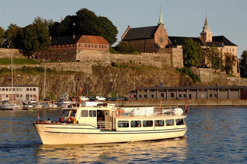 Oslo City Boat Cruise