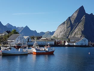 Lofoten Summer Photography Tour