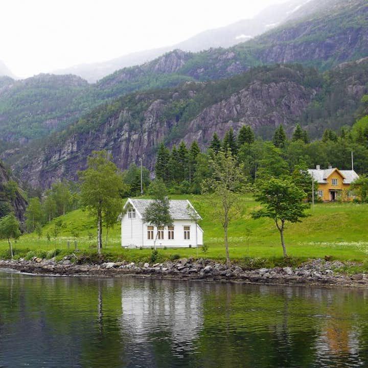 Fjord Cruise   Bergen to Mostraumen