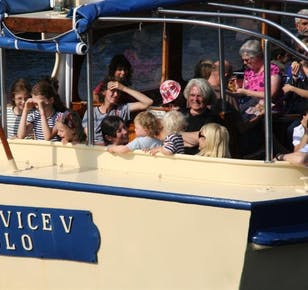 Oslofjord Sightseeing Boat Tour