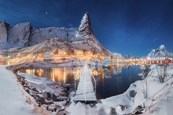 Lofoten Winter Photography Workshop - day 1