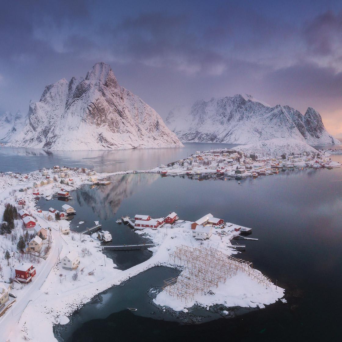 Lofoten Winter Photography Workshop - day 2