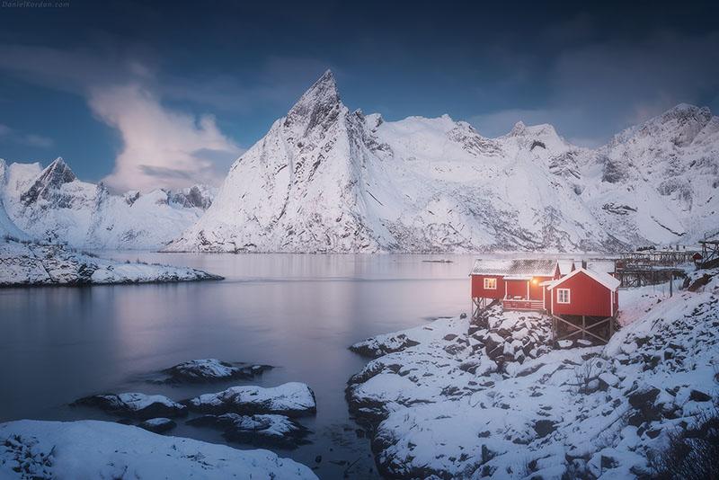 Lofoten Winter Photography Workshop - day 4