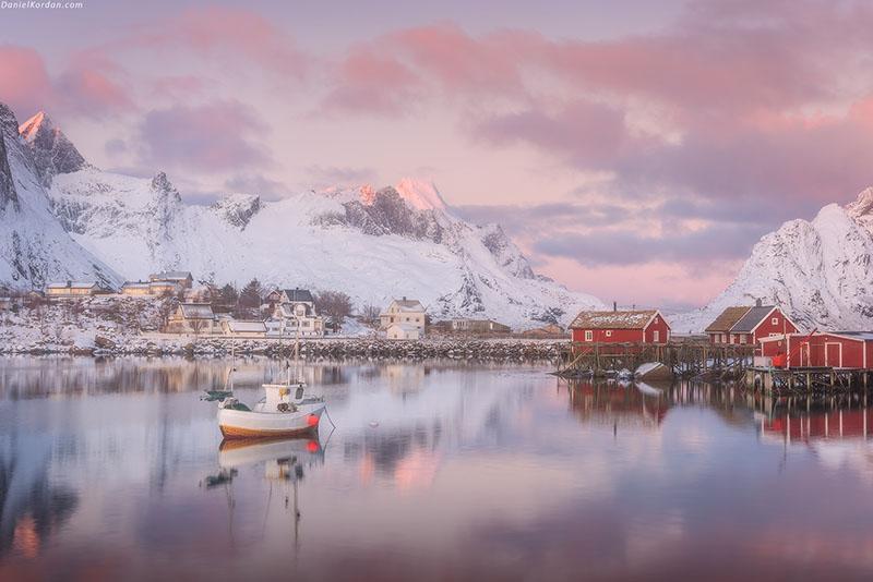 Lofoten Winter Photography Workshop - day 7