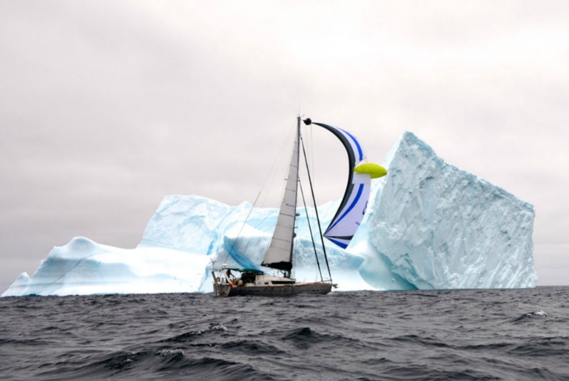 Svalbard Sailing Expedition - 4 days - day 4
