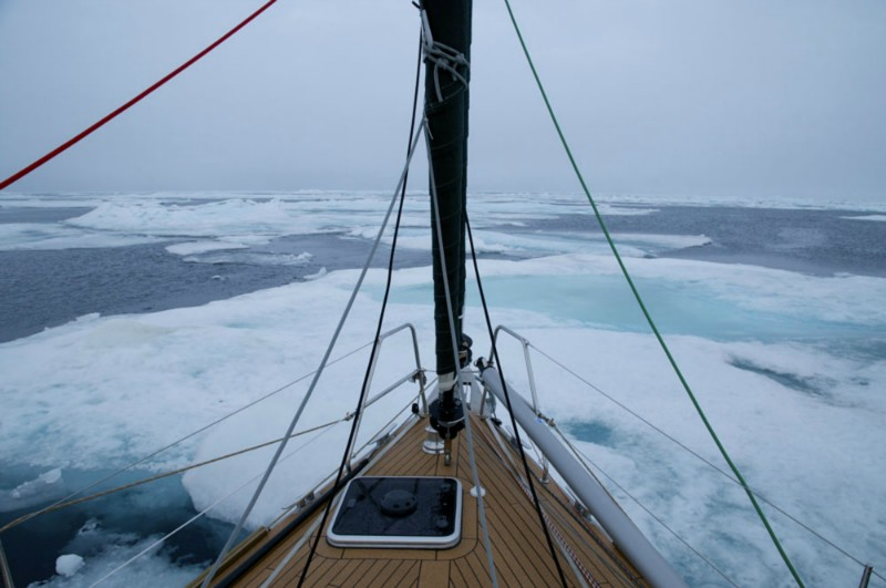 8 Day Svalbard Sailing Expedition - day 1