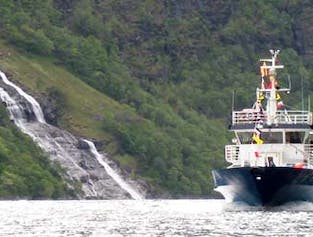 Fjord Sightseeing Cruise  | Geiranger
