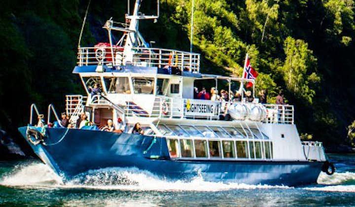 Signa Cruise   Geirangerfjord