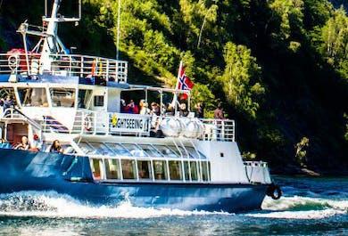 Signa Cruise | Geirangerfjord