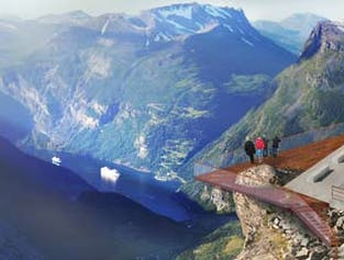 Dalsnibba Mountain Highlight Bus Trip | Geiranger Skywalk